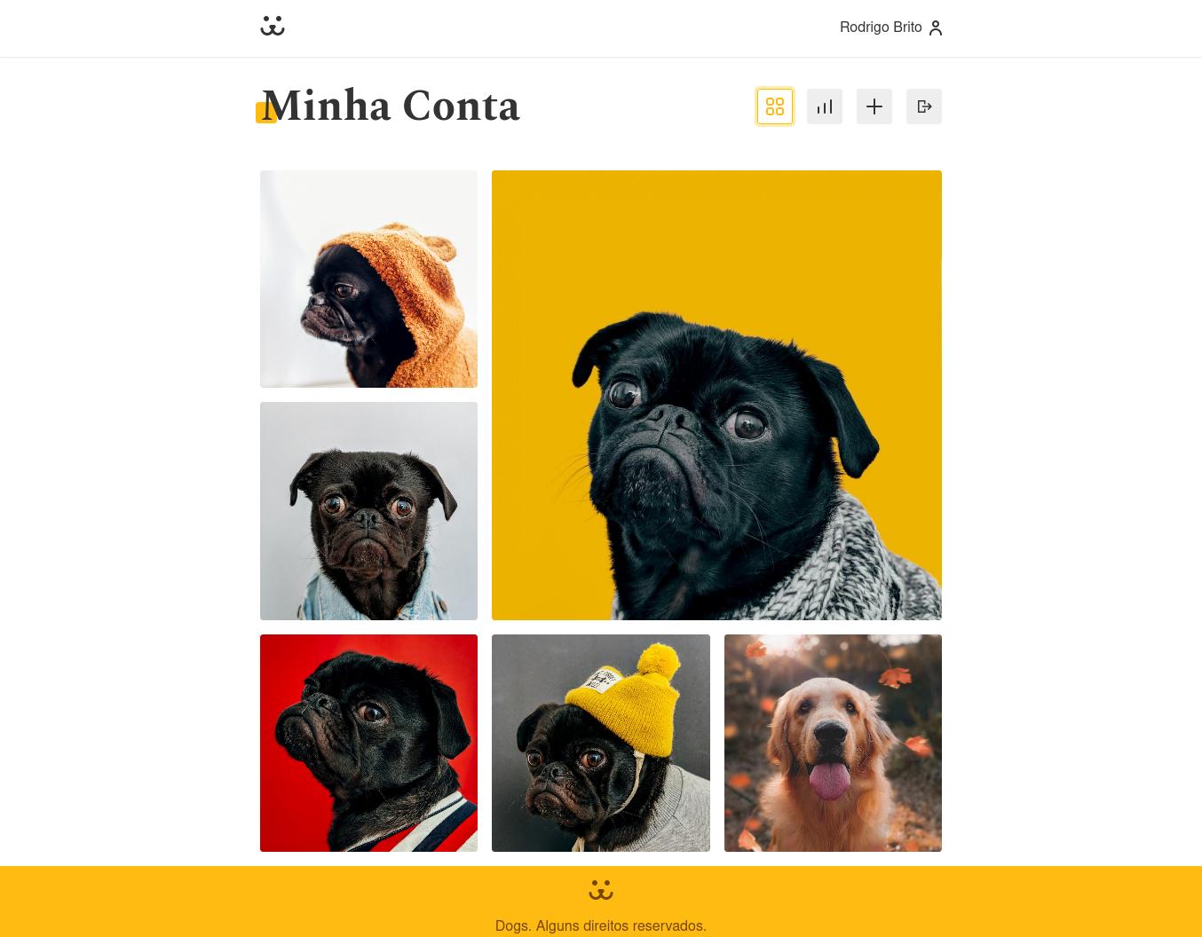 Dogs - Rede Social para Cachorros