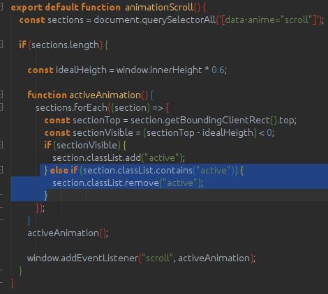 JS-0508 - JavaScript Completo ES6 - Animação de Números